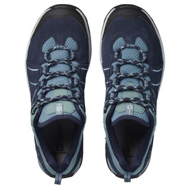 Salomon W's Ellipse 2 LTR Shoes Artic/Navy Blazer/Eggshell Blue